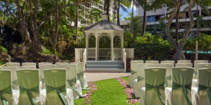 Hilton Waikiki Beach wedding Honolulu