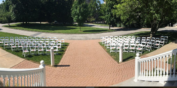 Historic Oakland weddings in Columbia MD