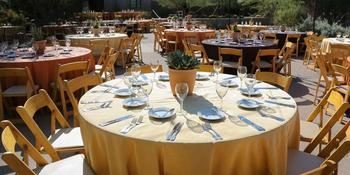 Dorrance Center at Desert Botanical Garden weddings in Phoenix AZ