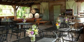 Heisen House Vineyards weddings in Battle Ground WA