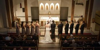 St. Paul's Episcopal Church weddings in Steamboat Springs CO