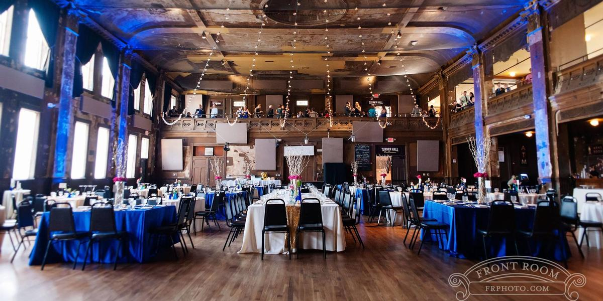 Turner Hall Ballroom Weddings | Get Prices For Wedding Venues In WI