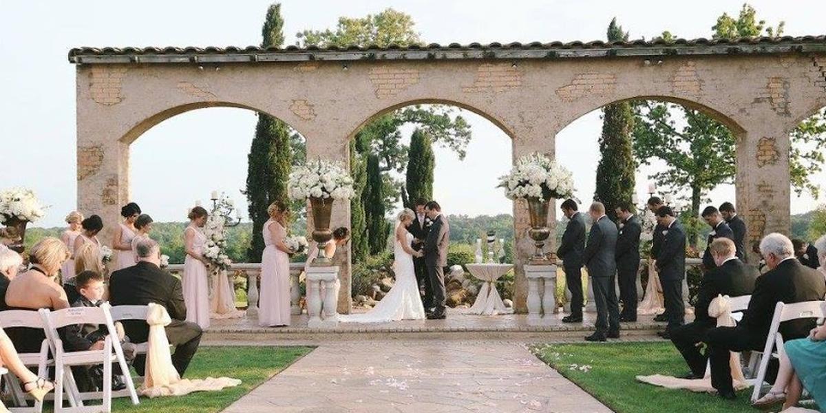 THE SPRINGS In East Texas Weddings