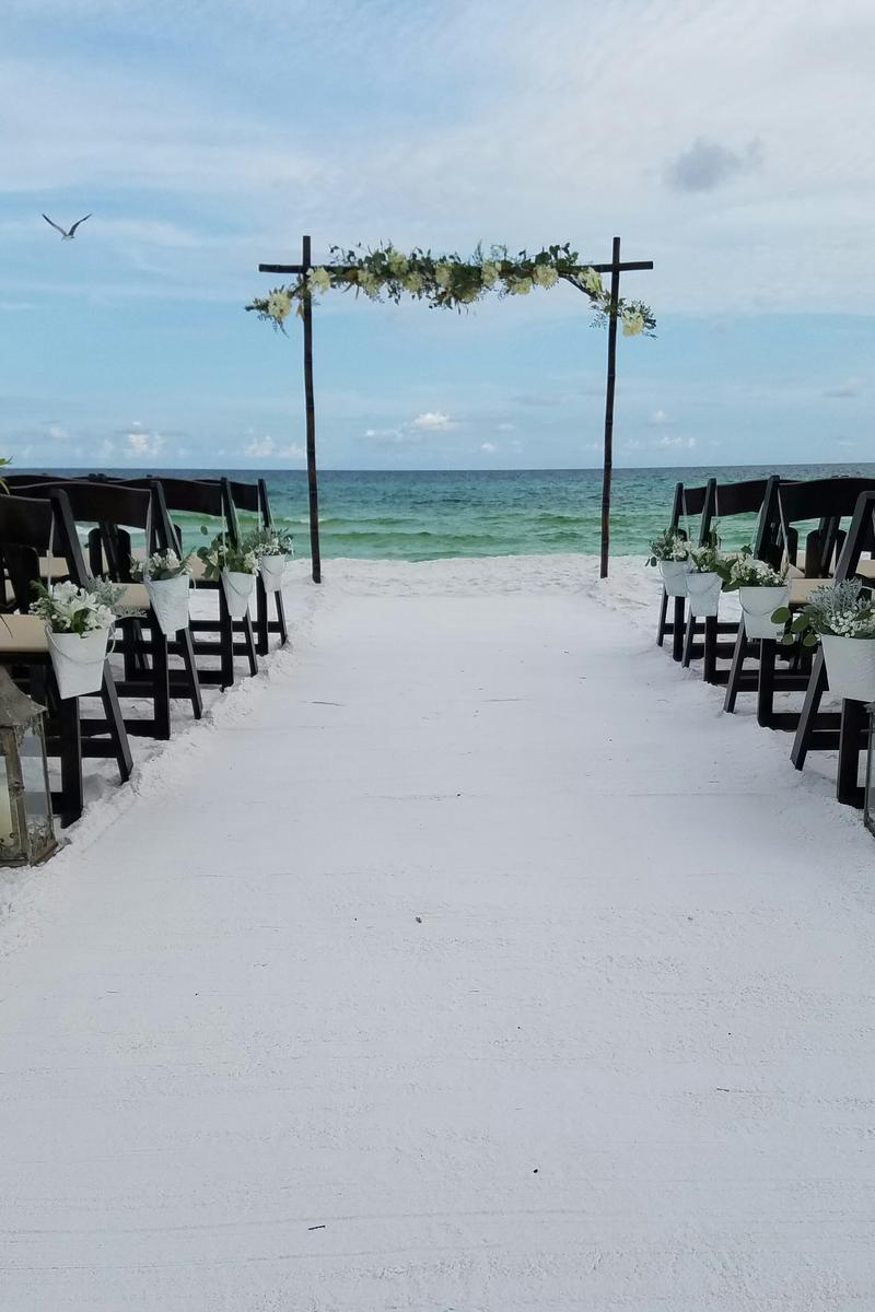 Embassy Suites Destin - Miramar Beach wedding venue picture 7 of 8 - Provided by: Embassy Suites Destin-Miramar Beach