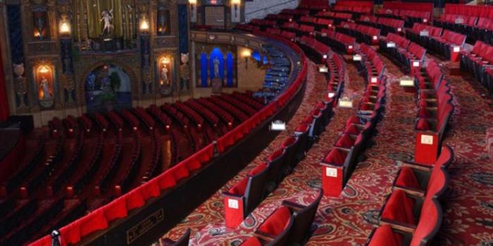 The Louisville Palace Theatre Weddings | Get Prices for ...