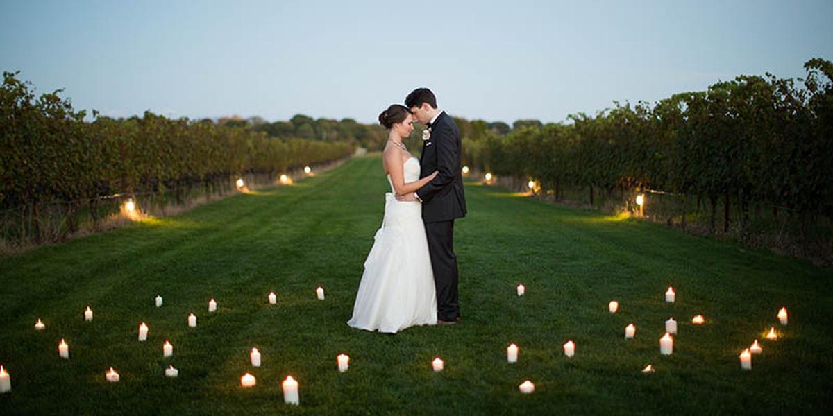 Saltwater Farm Vineyard Weddings