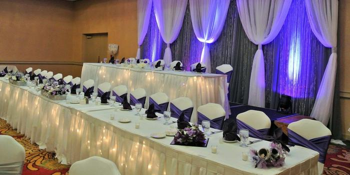 Crowne Plaza Kansas City - Overland Park wedding venue picture 4 of 8 - Provided by: Crowne Plaza