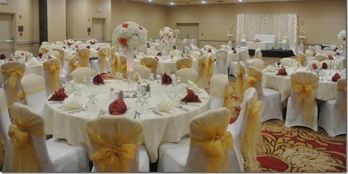 Crowne Plaza Kansas City - Overland Park wedding venue picture 3 of 8 - Provided by: Crowne Plaza