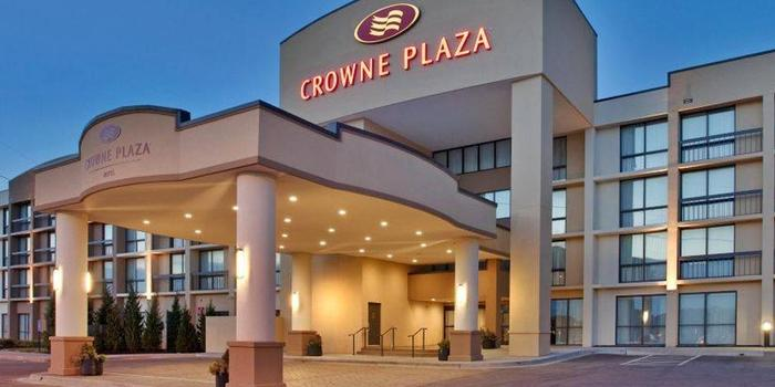 Crowne Plaza Kansas City - Overland Park wedding venue picture 8 of 8 - Provided by: Crowne Plaza