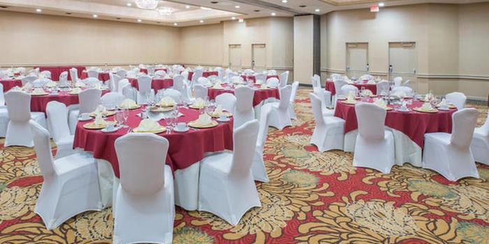 Crowne Plaza Kansas City - Overland Park wedding venue picture 2 of 8 - Provided by: Crowne Plaza