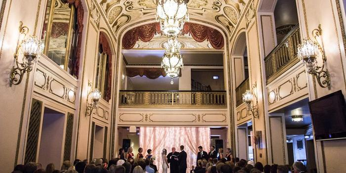 Orpheum Theater wedding venue picture 1 of 8 - Photo By: M. Stokes Photography