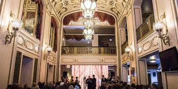 Orpheum Theater Weddings in Omaha NE