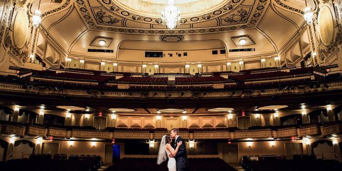 Orpheum Theater wedding venue picture 2 of 8 - Photo By: M. Stokes Photography