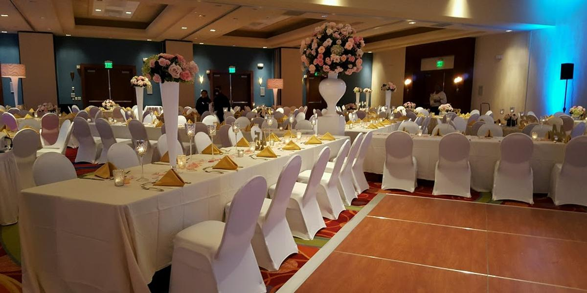 Marriott kansas city overland park weddings for Wedding venues in overland park ks