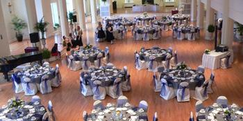Kimball Ballroom at Stephens College weddings in Columbia MO