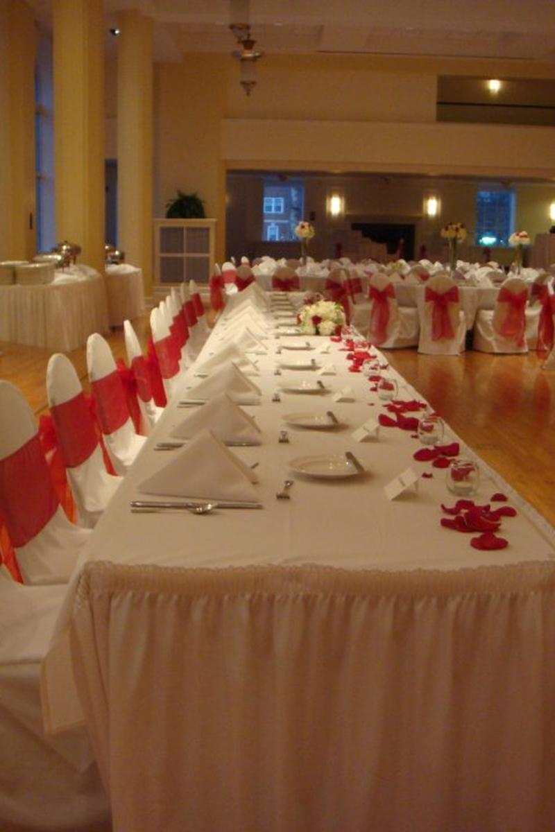 Kimball Ballroom at Stephens College wedding venue picture 3 of 8 - Provided by: Kimball Ballroom at Stephens College