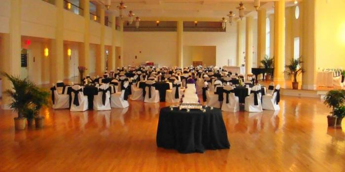 Kimball Ballroom at Stephens College wedding venue picture 6 of 8 - Provided by: Kimball Ballroom at Stephens College