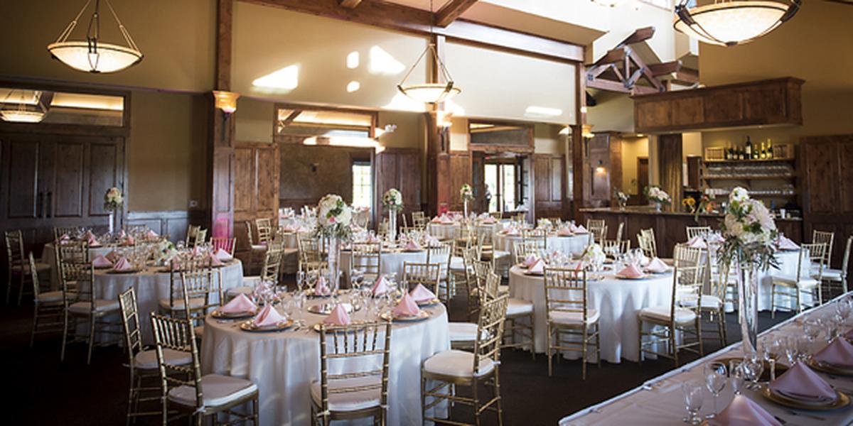 Staley Farms Golf Club Weddings