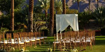 Renaissance Indian Wells Resort & Spa weddings in Indian Wells CA