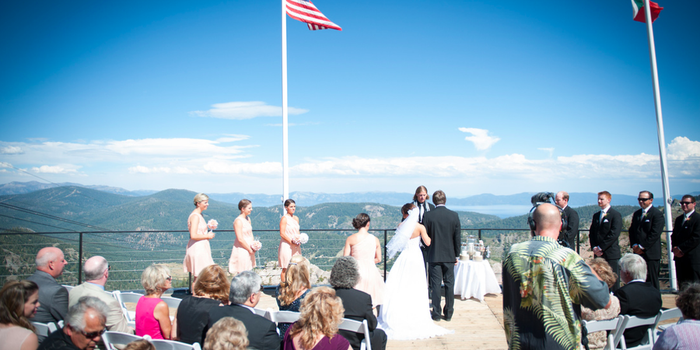 Squaw Valley wedding venue picture 1 of 16 - Photo by: Nicole Dreon Photography