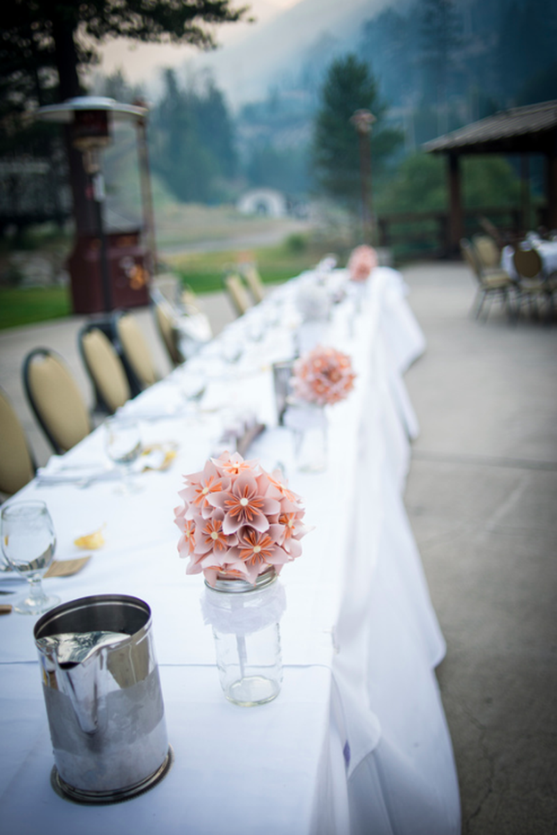 Squaw Valley wedding venue picture 6 of 16 - Photo by: Nicole Dreon Photography