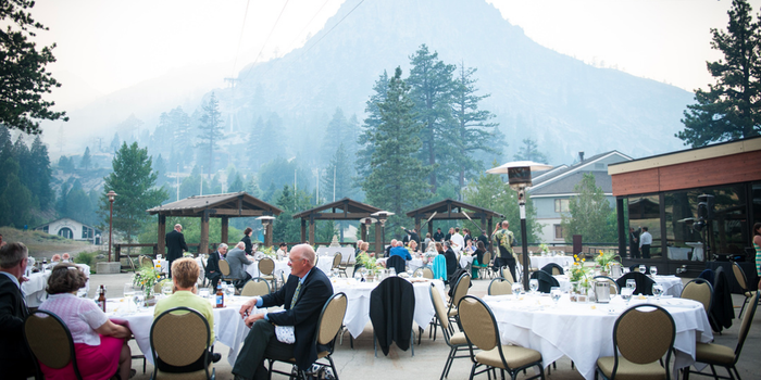 Squaw Valley wedding venue picture 3 of 16 - Photo by: Nicole Dreon Photography