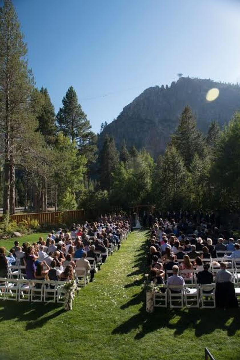 Squaw Valley wedding venue picture 12 of 16 - Provided by: Squaw Valley