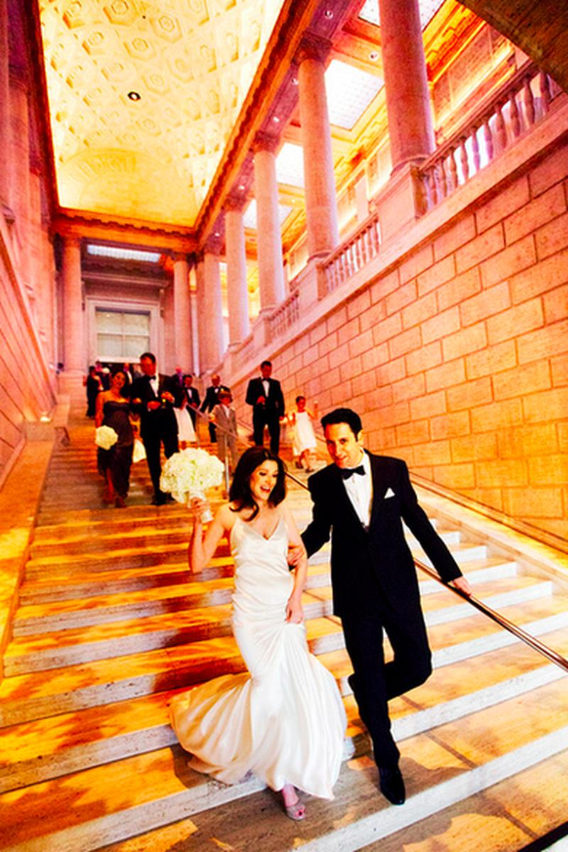 Asian Art Museum Wedding Venue Picture 5 Of 16 Provided By Andrew Weeks Photography