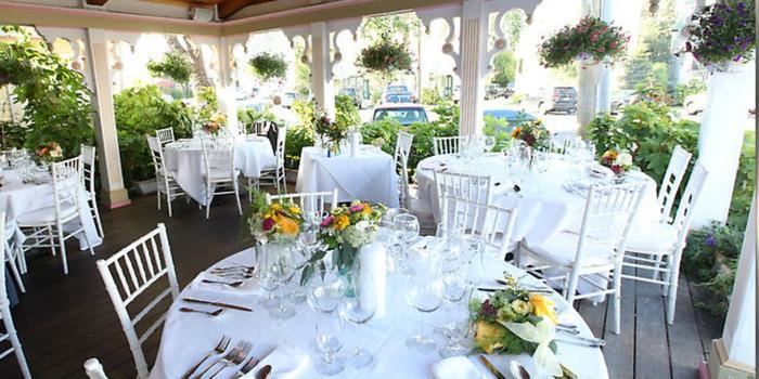 The Gables Historic Inn & Restaurant Weddings