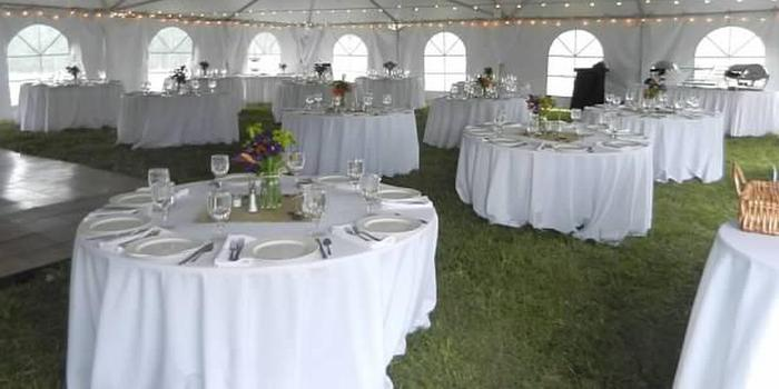 Painter Boy Ceremony Site And Tented Reception Weddings Get Prices