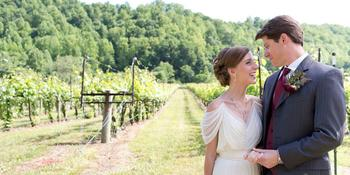 DuCard Vineyards weddings in Etlan VA