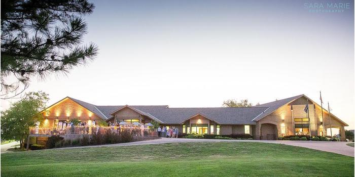 St. Andrews Golf Club wedding Kansas City