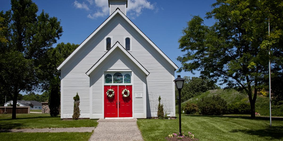 Fergus Chapel At EAA Weddings