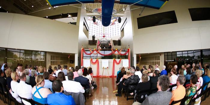 EAA Museum wedding venue picture 5 of 8 - Provided by: EAA Museum