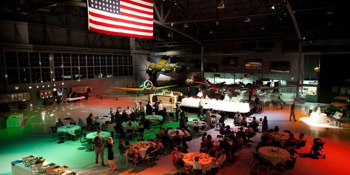 EAA Museum wedding venue picture 2 of 8 - Provided by: EAA Museum