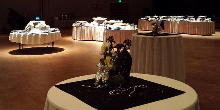 Centennial Hall Convention Center wedding Alaska