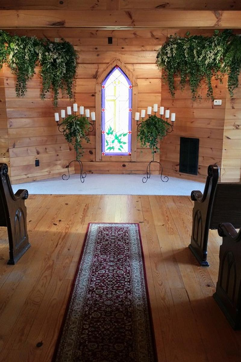 Wedding Bell Chapel wedding venue picture 3 of 6 - Provided by: Wedding Bell Chapel