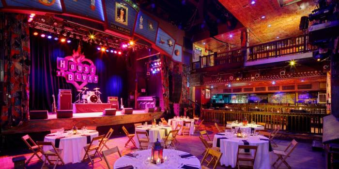 House of Blues Sunset Strip wedding venue picture 2 of 16 - Provided by: House of Blues