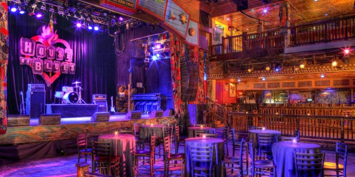 House of Blues Sunset Strip wedding venue picture 3 of 16 - Provided by: House of Blues