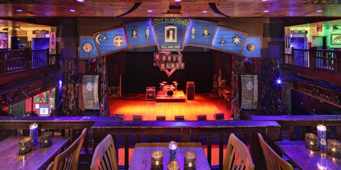 House of Blues Sunset Strip wedding venue picture 5 of 16 - Provided by: House of Blues