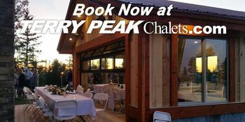 Terry Peak Chalets weddings in Lead SD