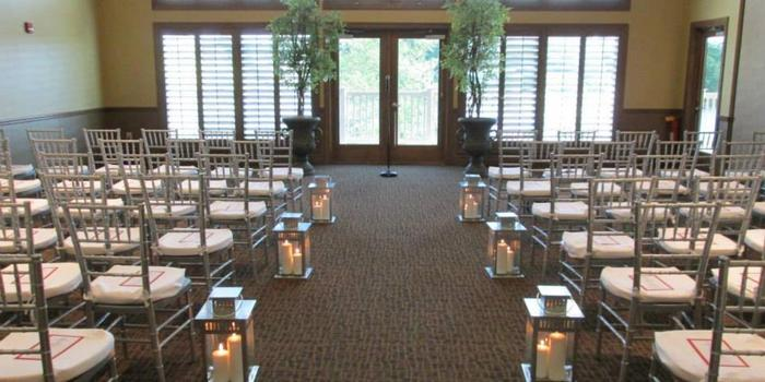 Camden County Boathouse wedding venue picture 5 of 16 - Provided by: Camden County Boathouse