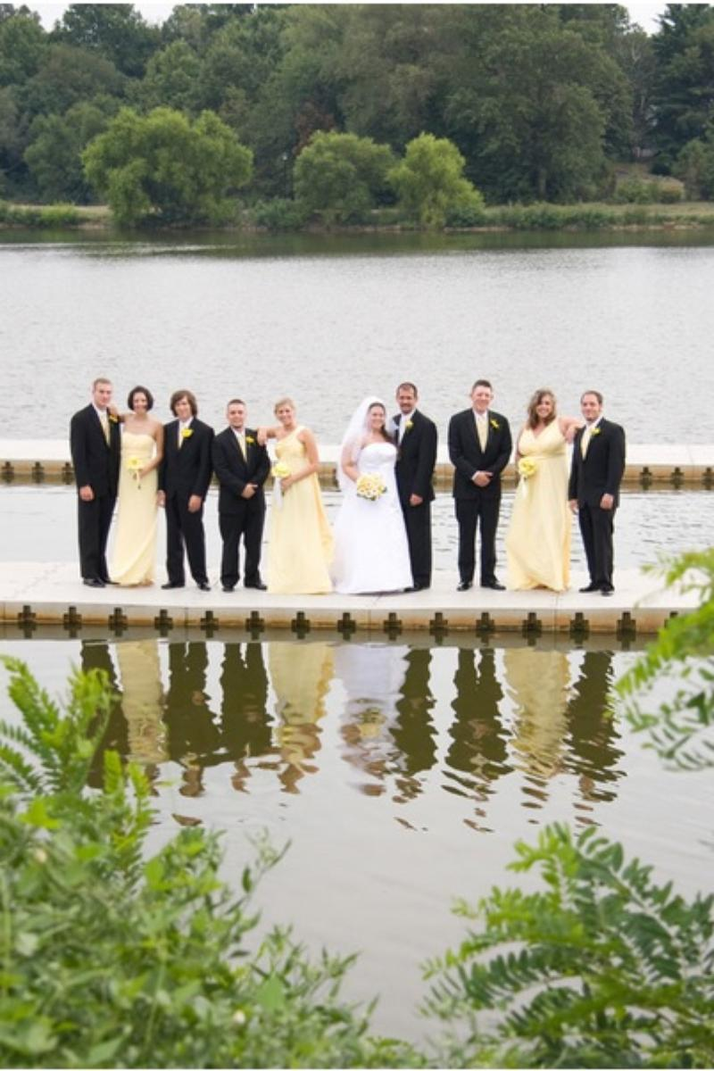 Camden County Boathouse wedding venue picture 12 of 16 - Provided by: Camden County Boathouse
