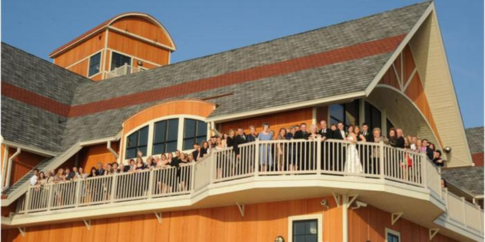 Camden County Boathouse wedding venue picture 3 of 16 - Provided by: Camden County Boathouse