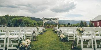 Crooked Willow Farms weddings in Larkspur CO