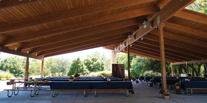 The Pavilion at Theater in the Park wedding venue picture 5 of 8 - Photo by: Sugar Snaps Photography