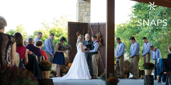 The Pavilion at Theater in the Park wedding venue picture 1 of 8 - Photo by: Sugar Snaps Photography