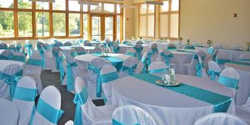 The Elmridge Room at Tomahawk Hills Golf Course weddings in Shawnee KS