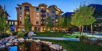 Hotel Terra Jackson Hole weddings in Teton Village WY