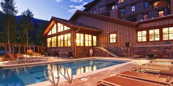 Teton Mountain Lodge weddings in Teton Village WY